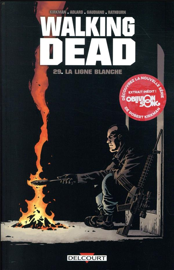 WALKING DEAD T29 KIRKMAN ROBERT DELCOURT